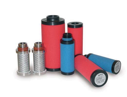 Alternative Filterelemente